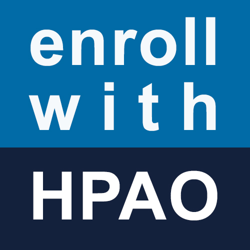 enroll with HPAO